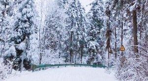 (北门户外)1月30日周六龙池穿越,经典穿越路线,偶遇冬雪
